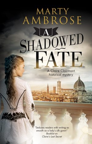 Cover A Shadowed Fate
