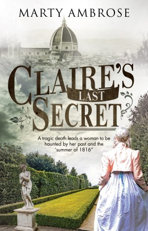 Cover Claire Last Secret